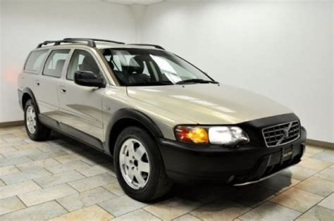 2001 volvo xc70 cross country buy used 2001 volvo xc70 cross country awd navigation read