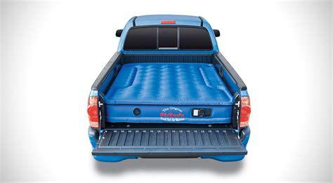 air mattress for truck bed airbedz truck bed air mattress hiconsumption