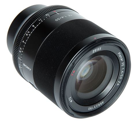 and lens reviews zeiss planar t fe 50mm f 1 4 za lens review
