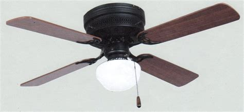 42 inch black ceiling fan with light wholesale 42 quot rubbed bronze hugger or flush mount
