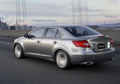 Suzuki Kizashi Spec 2010 Suzuki Kizashi Price Photos Specifications Reviews