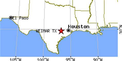 weimar texas map weimar texas tx population data races housing economy