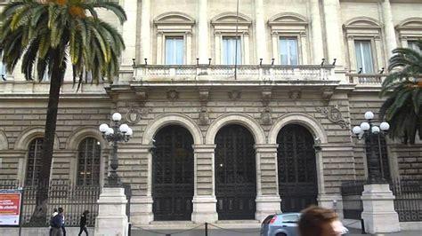banco d d italia sede centrale a via nazionale roma