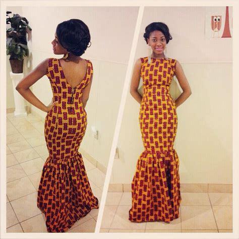 latest gown styles for ankara materials ankara dress african fashion pinterest