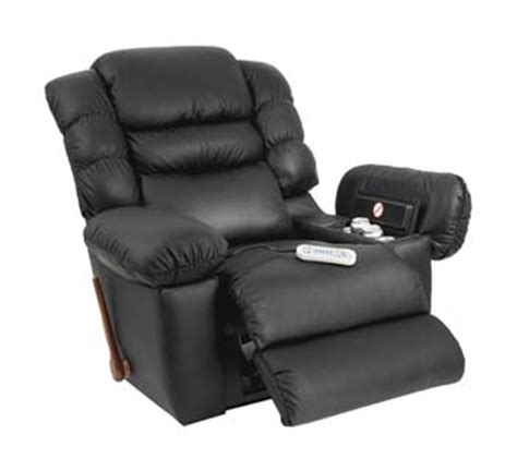 cool recliners la z boy cool chair massage recliner as seen on friends