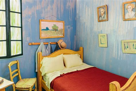 tricks in the bedroom for him bedroom in arles a possibility to sleep in van gogh s