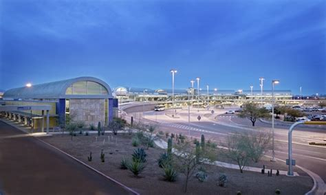 Design Engineer From Home by Tucson International Airport Terminal Expansion Sundt