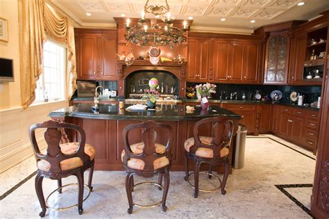dark wood kitchen island 84 custom luxury kitchen island ideas designs pictures