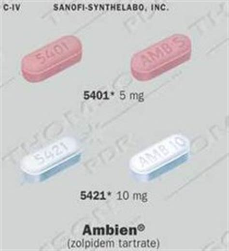 Ambien Detox Schedule by Is Ambien A Controlled Substance