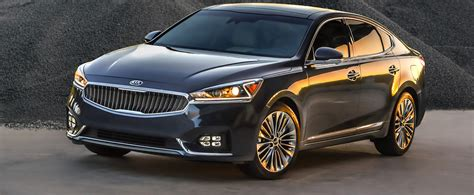 Kia Of York All New 2017 Kia Cadenza Takes The Stage At The New York
