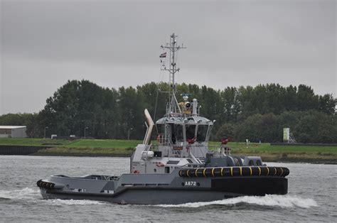sleepboot waddenzee a872 waddenzee tugspotters