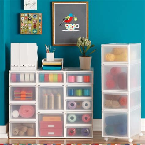 stacking craft storage drawers like it clear stackable drawers christmas storage