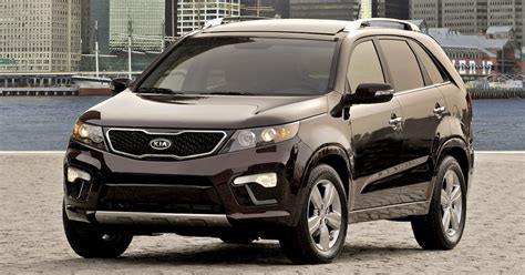 2011 Kia Sorento Reliability Top 5 Best Used Crossover Suv S