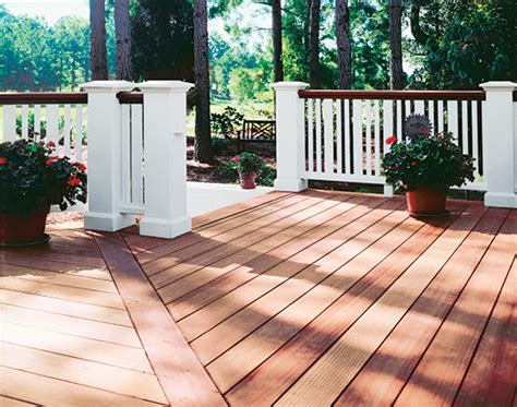 deck materials buying guide garden club