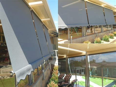 apollo blinds and awnings automatic lock arm awnings with five different styles by