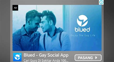aplikasi pembuat iklan tv muncul di iklan aplikasi jejaring gay dikecam okezone news