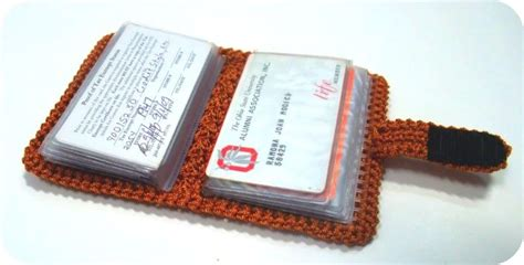Style Pocket Card Holder Tempat Penyimpanan Kartu 25 best crochet wallets etc images on coin purses crochet tote and crocheted bags