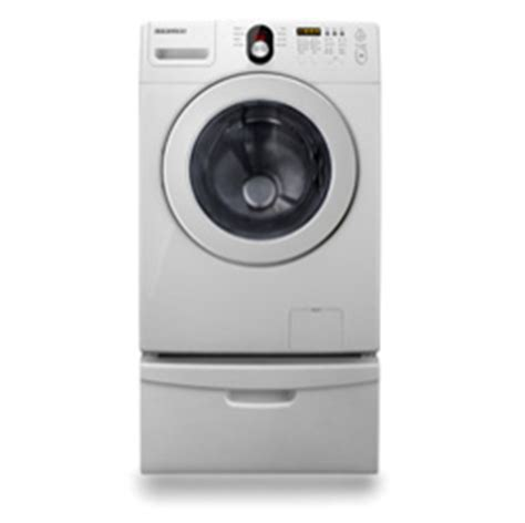 samsung wf218anw 4 0 cu ft high efficiency front load washer