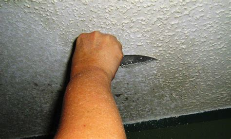 getting rid of popcorn ceiling kindred style goodbye popcorn ceiling