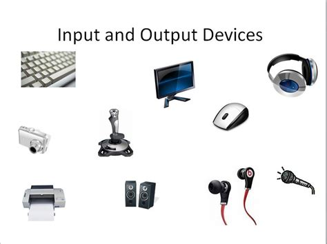 Input and Output Devices   ThingLink