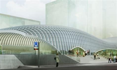 Design Engineer Hamburg | train station elbbr 252 cken hamburg structural design