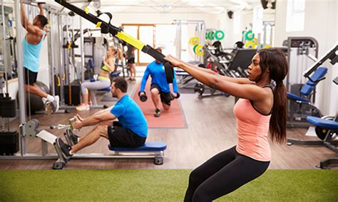 resistance training nuffield health