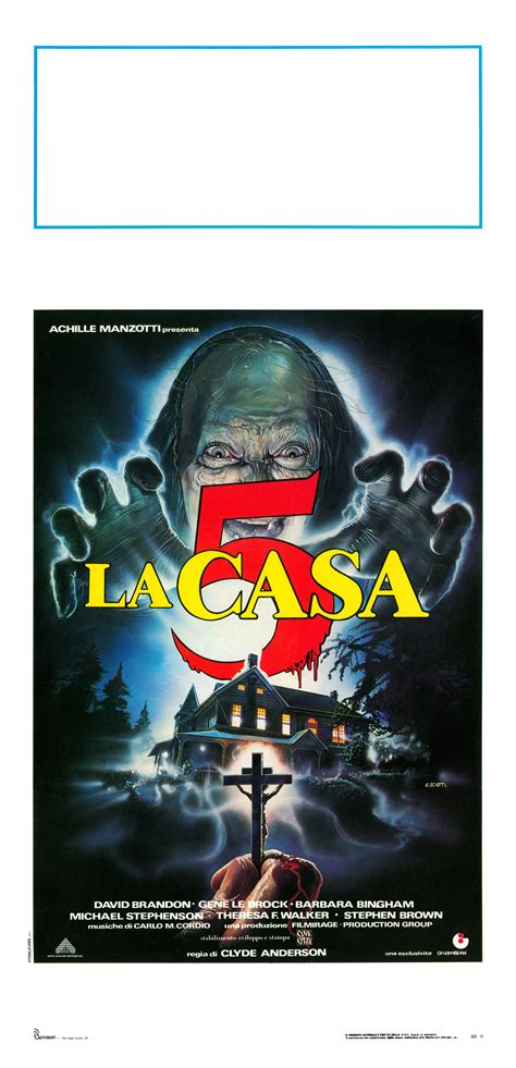 watch online la casa 4 1988 full movie hd trailer poster for beyond darkness la casa 5 aka house 5 1990 italy wrong side of the art