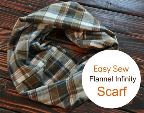 sewing pattern for infinity scarf sewing infinity scarf dyi craftiness pinterest