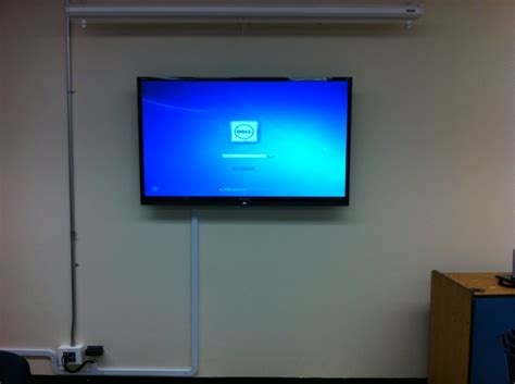 Second Led Sharp 60 quot sharp led tv with tilt wall mount for use in this classroom yelp