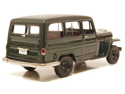 dark green station wagon willys jeepster overland station wagon 1952 brooklin