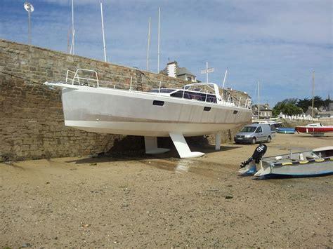 bluewater alloy boats ocean cruising sailboat aluminum open transom iroise
