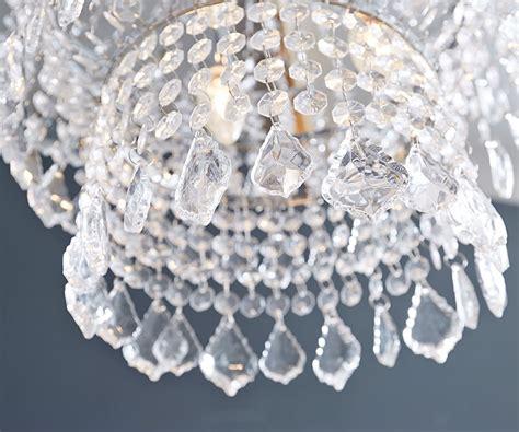kronleuchter acrylglas kronleuchter royal 40 cm transparent acrylglas m 246 bel