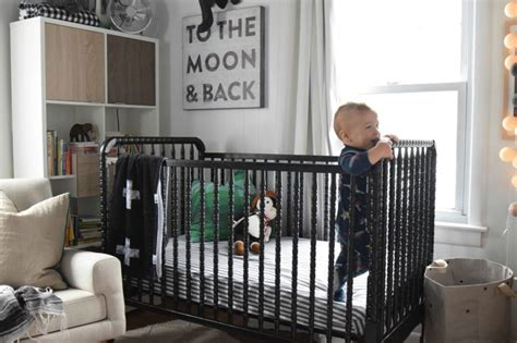 Nursery Thoughts A Year Later Furniture Painting Tips Painting Baby Crib