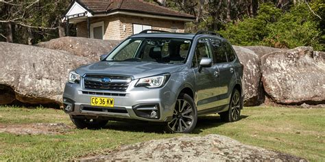 Subaru Forester 2 5i by 2016 Subaru Forester 2 5i S Review Caradvice