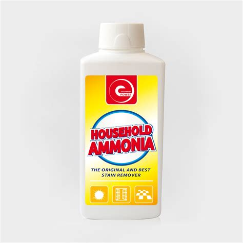 house hold household ammonia 500ml active brand concepts online store