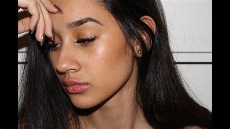 makeup glowy fresh glowy makeup tutorial