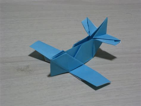Origami Plane For - blue origami plane 2018