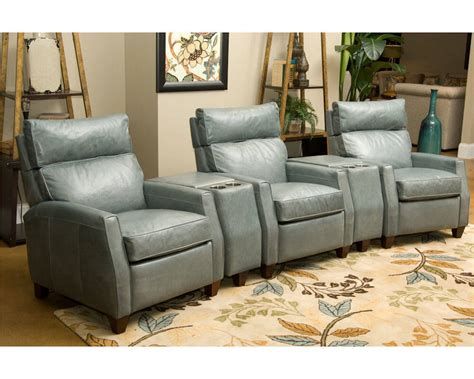 american  home theater seating leather recliners
