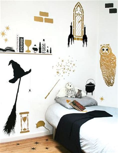 harry potter themed bedroom harry potter bedroom accessories theme interior design