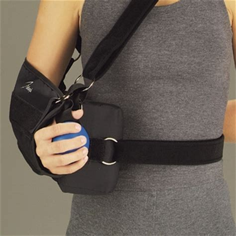 Arm Sling With Pillow by Deroyal Shoulder Abduction Pillow P A D Arm Sling Free