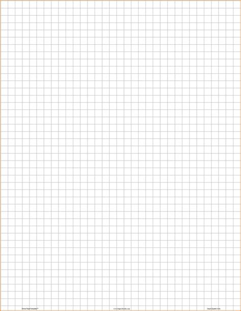 printable graph paper with margins grid 1 4 inch grid paper