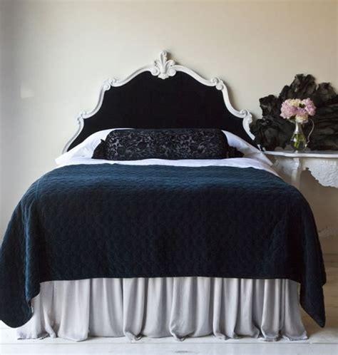Bed Blue Velvet Panda S House