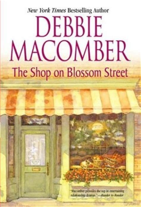 starting now a blossom novel the shop on blossom by debbie macomber