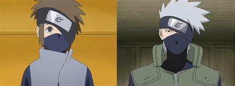 boruto houki does taketori houki idolize hatake kakashi or are they