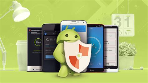 popular apps for android top free antivirus apps for android android central