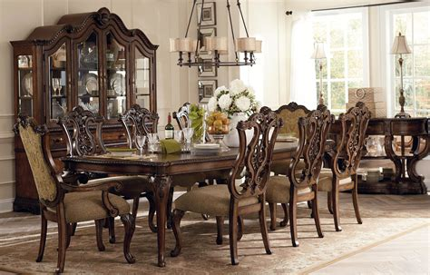 Luxury Dining Room Sets | fancy luxury formal dining room sets modern spacious