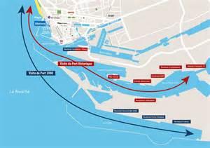circuit de la visite du port du havre en bateau