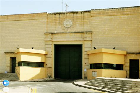 A Prisoner In Malta correctional services in malta