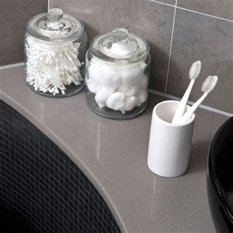 grey bathroom accessories bathroom accessories see this sleek grey bathroom