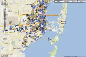 Miami Crime Map by Have You Been Hurt During The Commission Of A Crime In